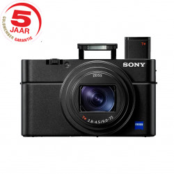 Sony DSC-RX100 VII zwart