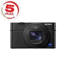 Sony DSC-RX100 M6 zwart