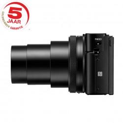 Sony DSC-RX100 Mark 7 zwart