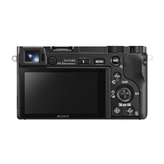 Sony A6000 zwart + 16-50mm + 55-210mm
