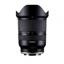 Tamron 17-28mm Di RDX sony FE