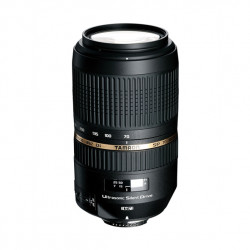 Tamron SP 70-300 F4.0-5.6 Di VC USD voor Canon