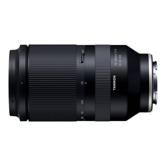 Tamron 70-180mm F/2.8 Di III VXD Sony FE + GRATIS Bushnell H2O 8x42 dakkant 2012 - AANBIEDING