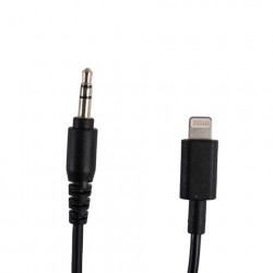 Boya 3,5mm TRS naar Lightning Adapter 35C-L