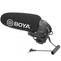 Boya Condensator Shotgun Richtmicrofoon BY-BM3031
