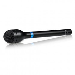 Boya Draadloze Handheld Microfoon BY-HM100 met Zender en Ontvanger