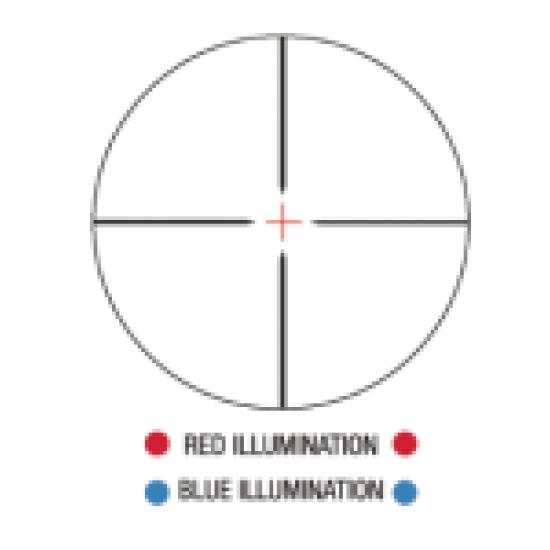 Konus Richtkijker Konuspro 3-9x50 met verlicht Dradenkruis