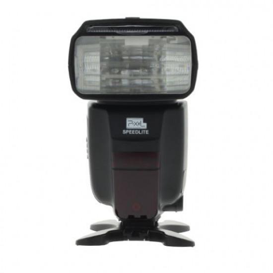 Pixel TTL Speedlite Camera Flitser X800N Standaard voor Nikon