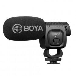 Boya Compacte Shotgun Richtmicrofoon BY-BM3011