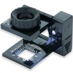 Carson Dradenteller Opvouwbaar met LED 11,5x15mm