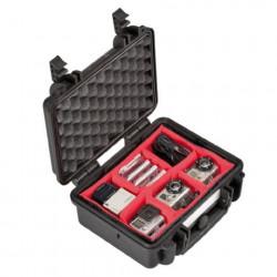Explorer Cases 2712 Koffer Zwart met Vakverdeler