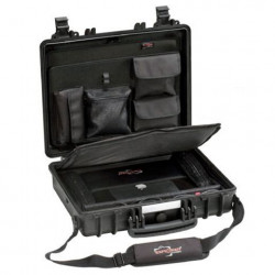 Explorer Cases 4412 Koffer Zwart met Laptop Tas