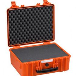 Explorer Cases 4419 Koffer Oranje met Plukschuim