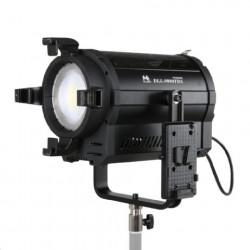 Falcon Eyes Bi-Color LED Spot Lamp Dimbaar DLL-1600TDX op 230V of Accu