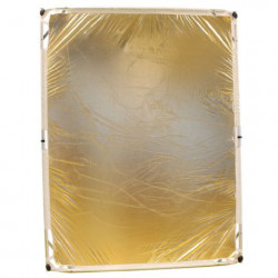 Falcon Eyes Flag Panel CR-B1520GW Goud/Wit 150x200cm