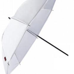 Falcon Eyes Flitsparaplu UR-48T Diffuus Wit 122 cm