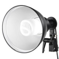 Falcon Eyes Lamphouder LHER-2040 + ML-40 Lamp