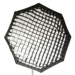 Falcon Eyes Opvouwbare Octabox + Honingraat FEOB-11HC 110 cm