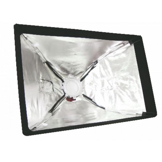 Falcon Eyes Softbox 60x90 cm + Honingraat SBQ-6090HC
