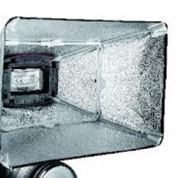 Falcon Eyes Softbox Zilver ESA-SB2030S 20x30 cm voor Speedlite Camera Flitser