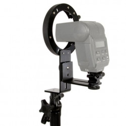Falcon Eyes Strobist Adapter TMB-40BW voor Bowens/Linkstar Bajonet
