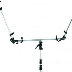 Falcon Eyes Tri-Reflectorhouder PRTK-2436 met spigotaansluiting