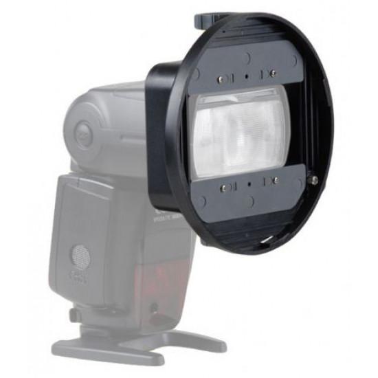 Falcon Eyes Universele Speedlite Camera Flitser Adapter CA-SGU voor SGA-Serie