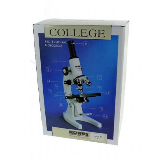 Konus Bio Microscoop College 600x
