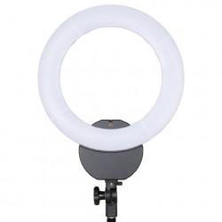 Linkstar Bi-Color LED Ring Lamp Dimbaar RLE-322VC op 230V