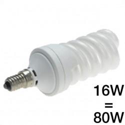 Linkstar Daglicht Spiraallamp E14 16W
