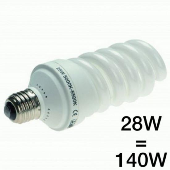 Linkstar Daglicht Spiraallamp E27 28W
