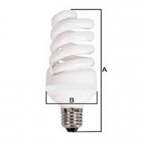 Linkstar Daglicht Spiraallamp E27 70W