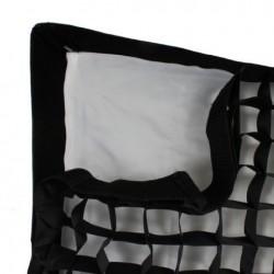 Linkstar Opvouwbare Softbox + Honingraat QSSX-6090HC 60x90 cm