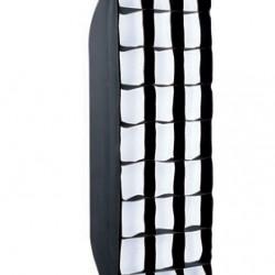 Linkstar Opvouwbare Striplight Softbox + Honingraat QSSX-30150HC 30x150 cm