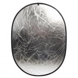 Linkstar Reflectiescherm 2 in 1 R-100150GS Goud/Zilver 100x150 cm