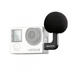 Saramonic Microfoon G-Mic voor GoPro Hero3, 3+ en 4