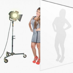 StudioKing Achtergrond Super Flexiglass 1,5 x 5,5 m