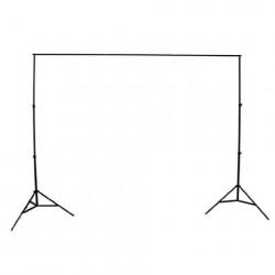 StudioKing Achtergrond Systeem BG-2600A 240x305 (HxB) voor Doek of Rol