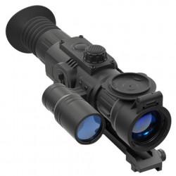 Yukon Digitale Nachtrichtkijker Sightline N455 met Weaver Montage