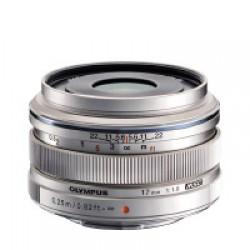 Olympus M. Zuiko 17mm F1.8 zilver