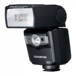 Olympus FL-600R flitser