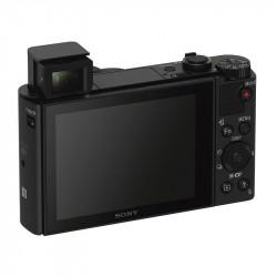 Sony DSC-HX90V zwart  + GRATIS 2e accu t.w. €49,95