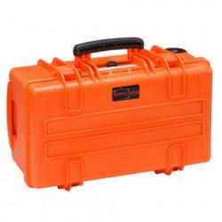 Explorer Cases 5122 Koffer Oranje met Plukschuim