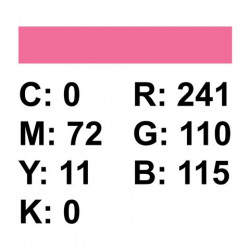 Falcon Eyes Achtergrondpapier 37 Pink 1,35x11 m