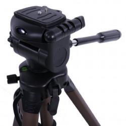 Falcon Eyes Aluminium Statief + Kop WT-3570 H165 cm
