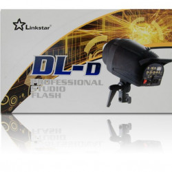 Linkstar Studioflitser DL-500D Digitaal