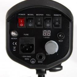 Linkstar Studioflitser LF-500D Digitaal