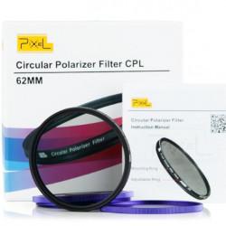 Pixel Circ.Pola Filter 62 mm