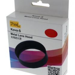 Pixel Metalen Zonnekap 62 mm