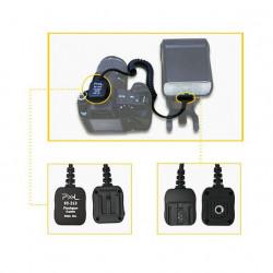 Pixel TTL-kabel FC-313/M 3,6m voor Sony